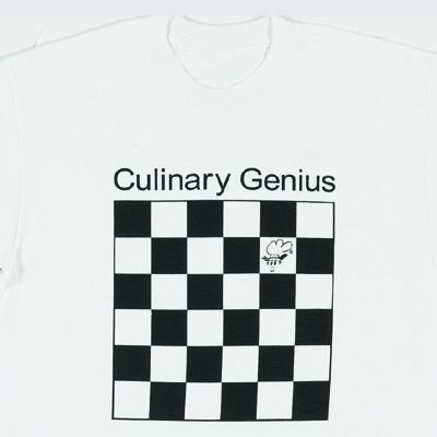 DX24 Le Chef Designer Tee Shirt