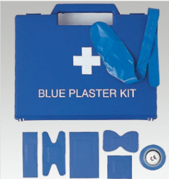DX60 Blue Plaster Kit