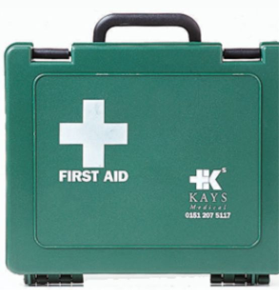 DX61 10 Person First Aid Kit
