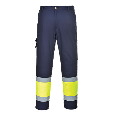 EO49 Hi-Vis Two Tone Combat Trousers