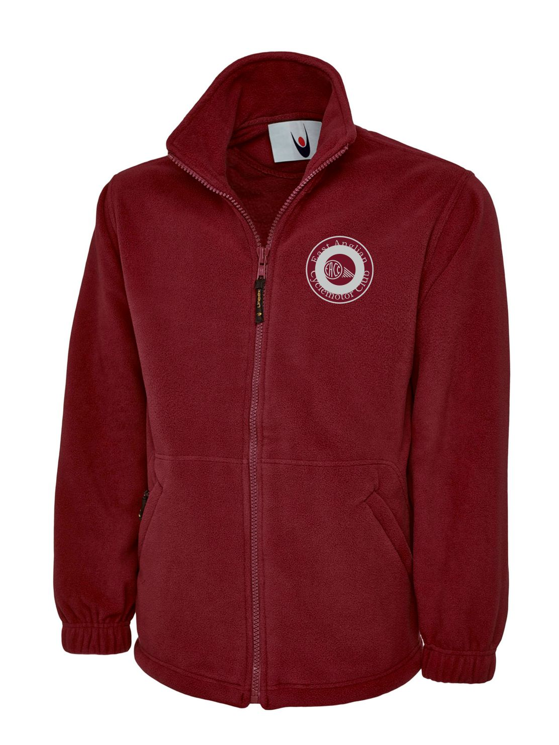East Anglia Cyclemotor Club Fleece