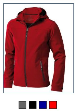 Elevate EL032M Langley Softshell Jacket