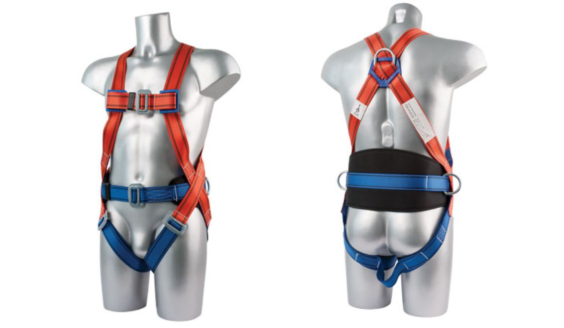 FP14 Full 3 Point Body Harness