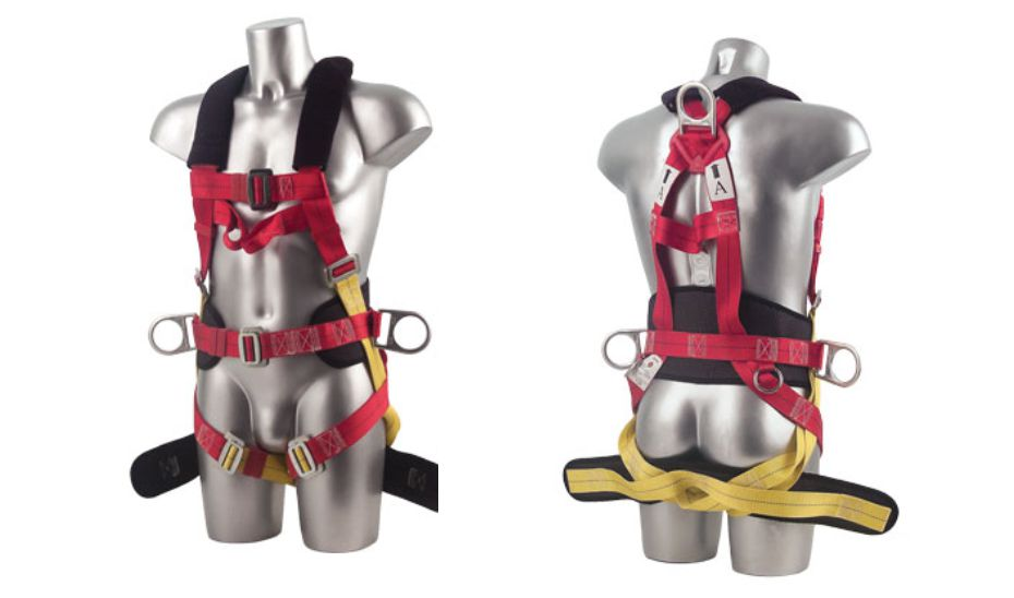 FP18 Fall Arrest 8 Point Harness