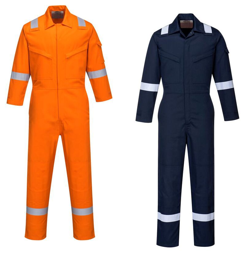 FR51 Ladies Bizflame Plus Coverall