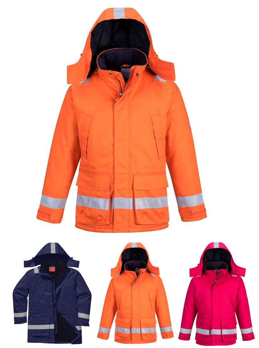 FR59 FR Anti Static Winter Jacket