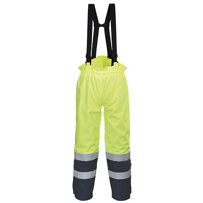 FR78 Bizflame Multi Arc Hi Vis trousers