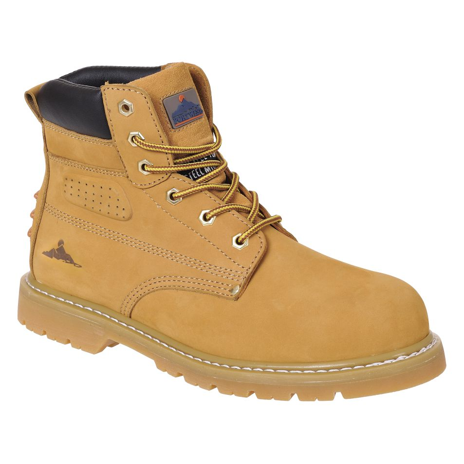 FW35 Steelite Welted Plus Safety Boot S8P HRO