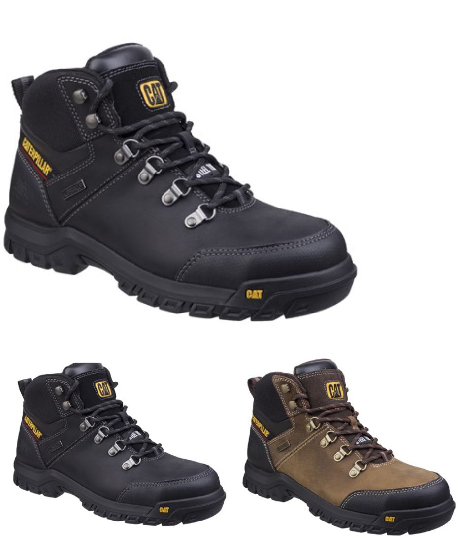 CAT Framework Hiker Style Water Resistant Boot