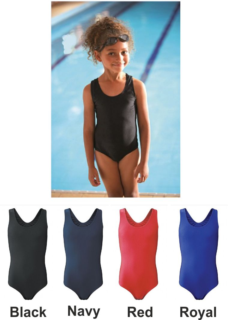 Medallion Freestyle Junior Swimsuit