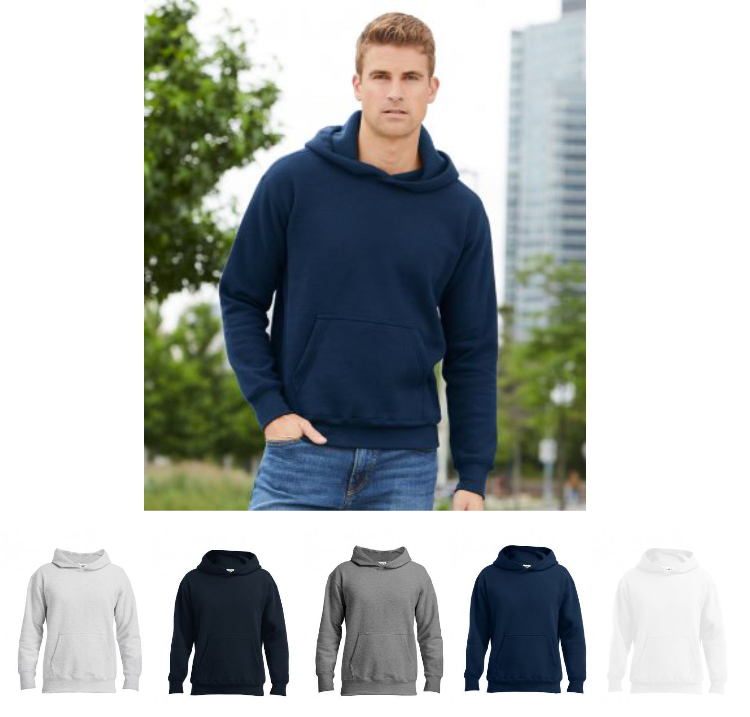 GH062 Gildan Hammer Hooded Sweatshirt