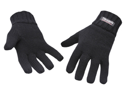 GL13 Knit Glove Thinsulate lined