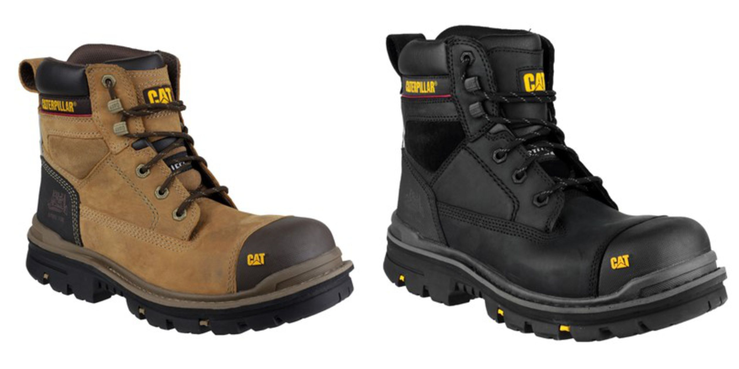 Cat Gravel 2 Padded top Boot
