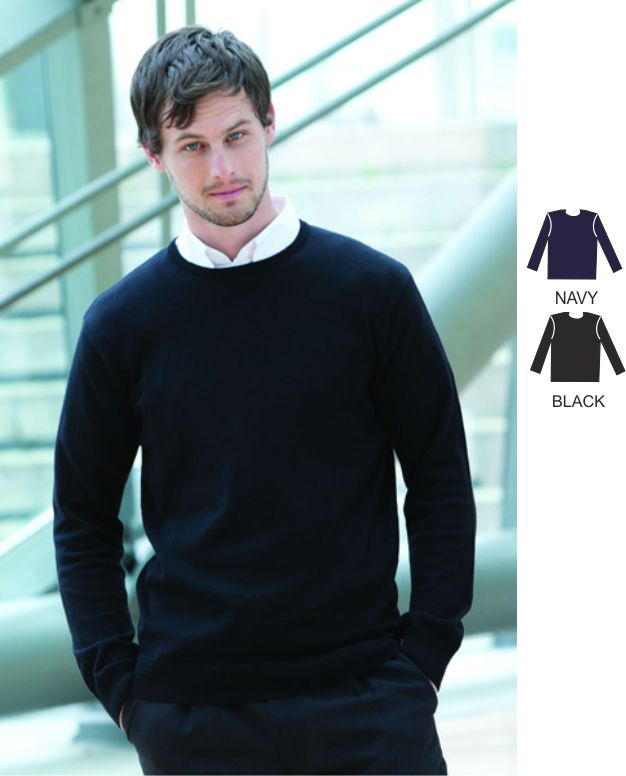 H725 Mens Crew Neck Jumper