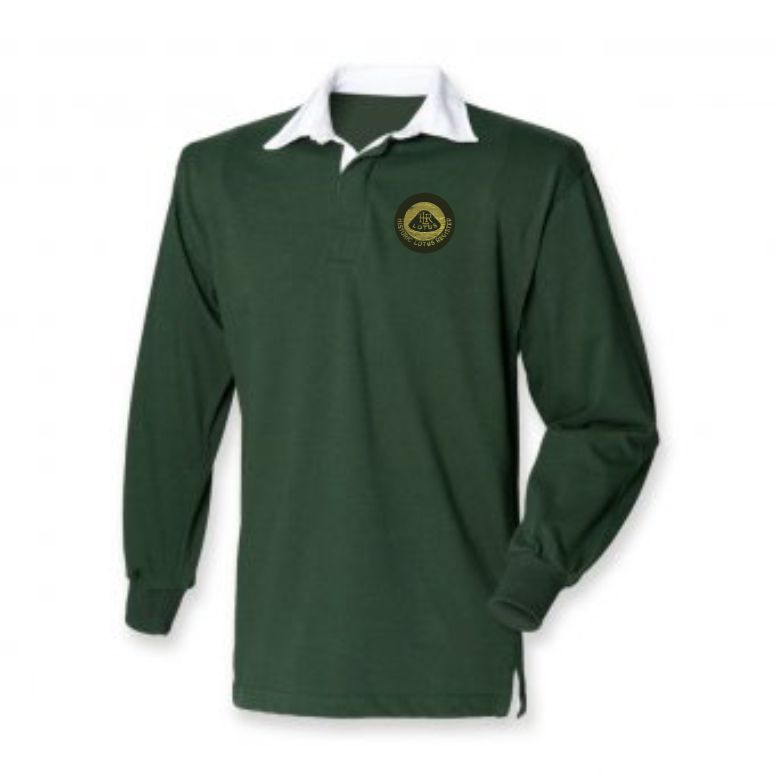 Historic Lotus Register Rugby shirt