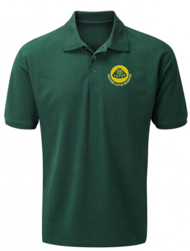 Historic Lotus Register Polo Shirt