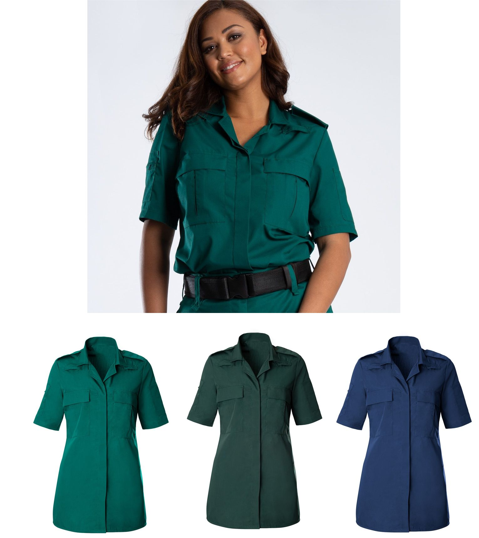 HP102 Women's Ambulance Shirt