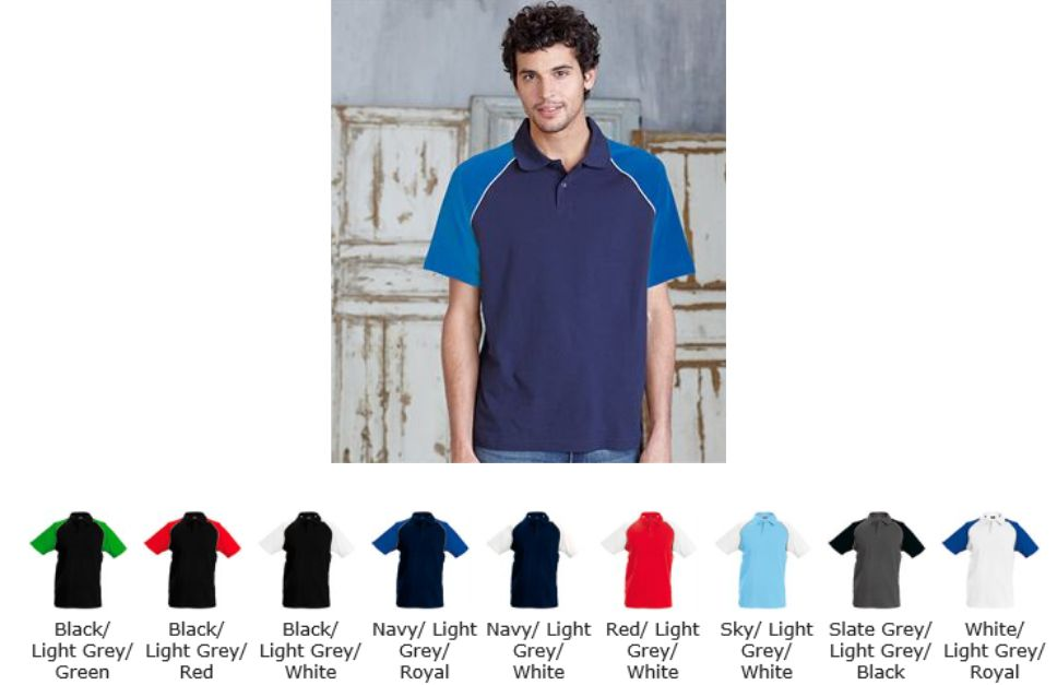 Kariban KB227 Jersey Polo