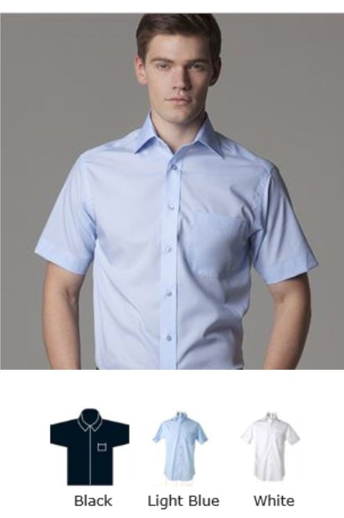 Kustom Kit KK115 Premier Non Iron Corporate Shirt