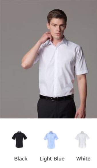 KK191 Men's Slim Fit Business Shirt