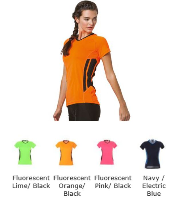 Gamegear KK940 Womens Cooltex Training Tee Shirt