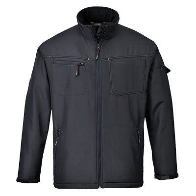 Portwest KS40 Zinc Softshell Jacket