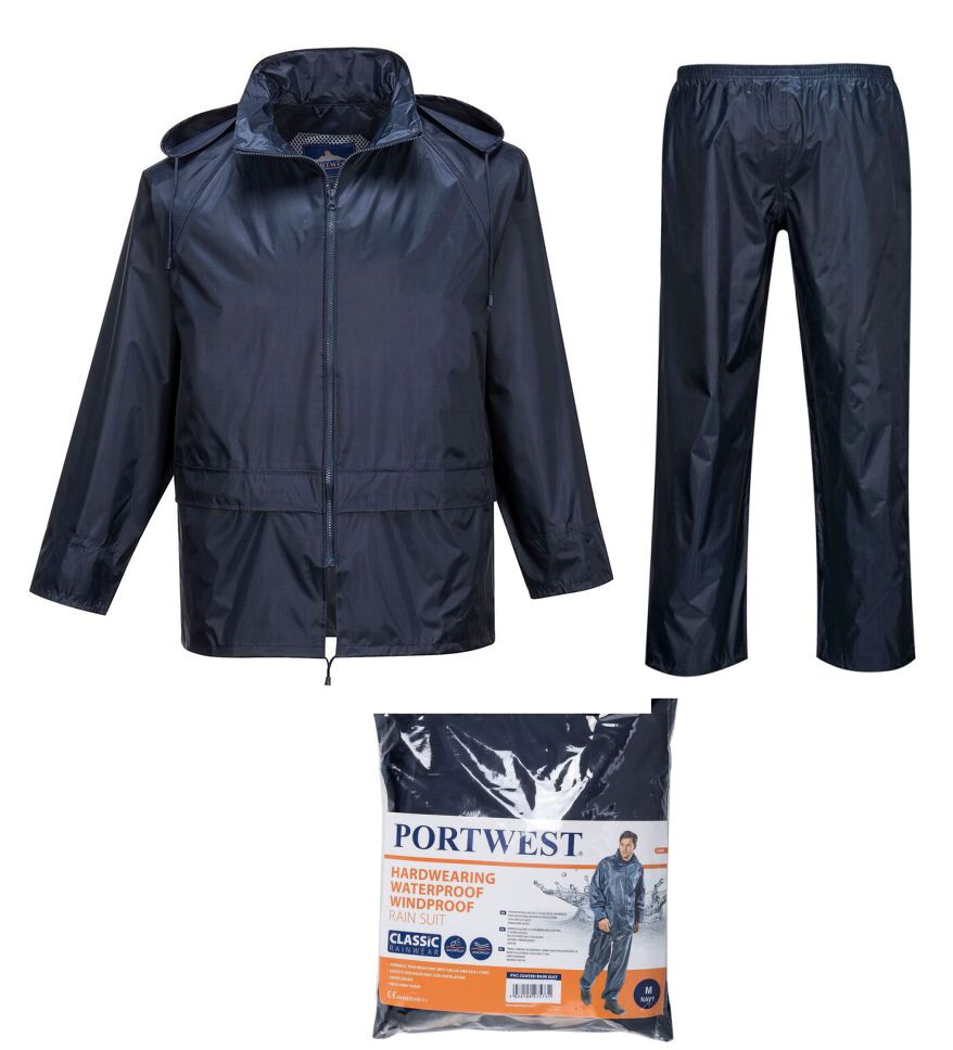 L440 Essentials Rainsuit (2 piece suit)