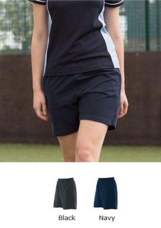 Finden & Hales LV831Ladies Microfibre Shorts