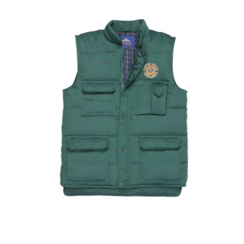 Lotus Club Holland Body Warmer