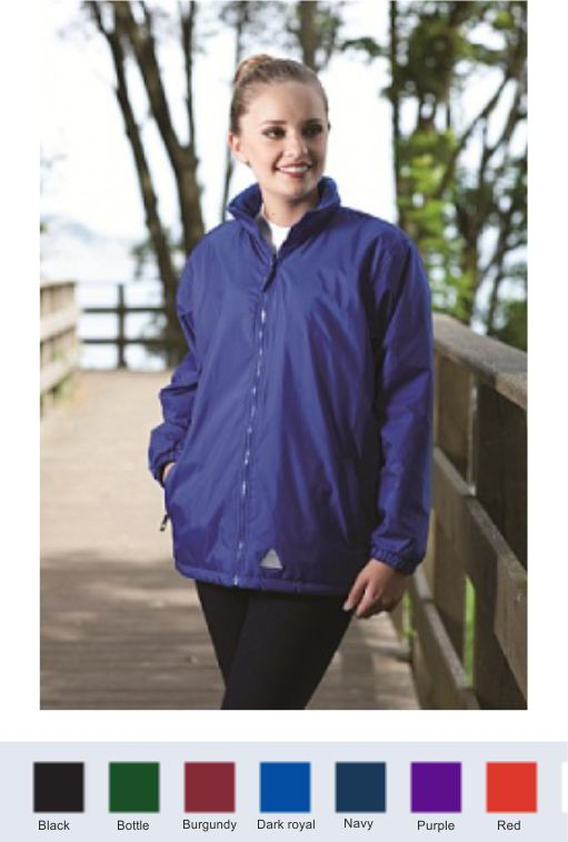 Blue Max Mistral reversible fleece