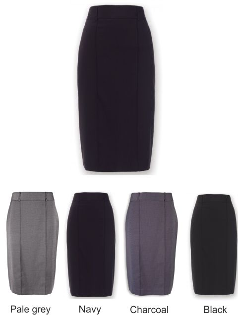 NF14 Icona Straight Skirt