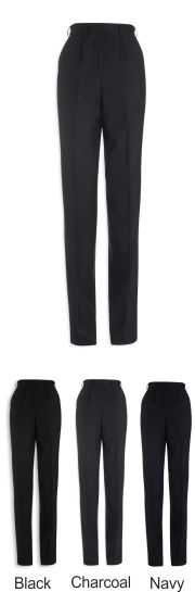 NF502 Assured Women's Single Pleat Trousers