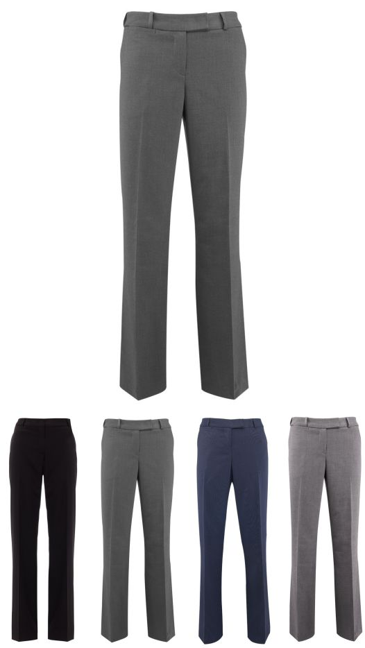 NF69 Icona Straight Leg Trousers