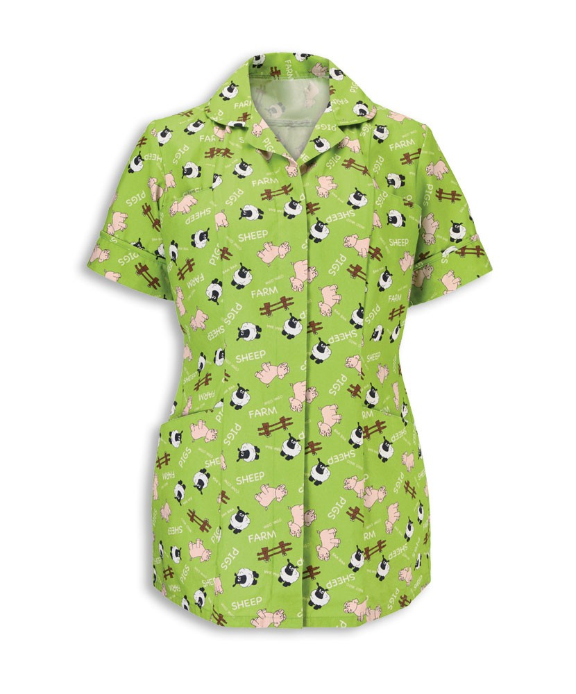 NF93 Women's Piggy Print Tunic