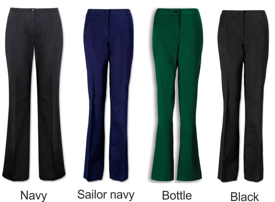 NF968 Women's Bootleg Trousers