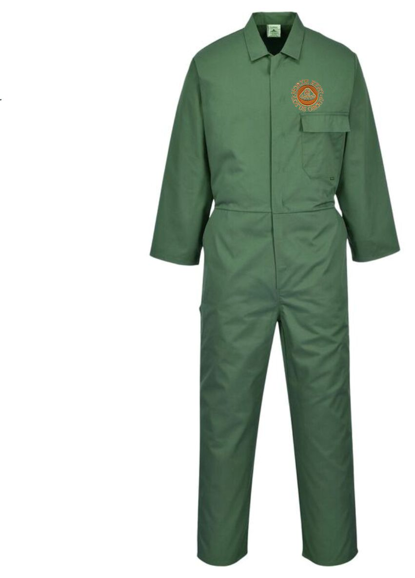 NKL coveralls