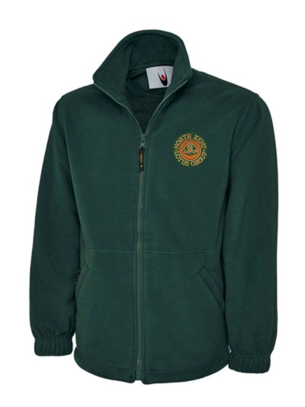 North Kent Lotus fleece jacket