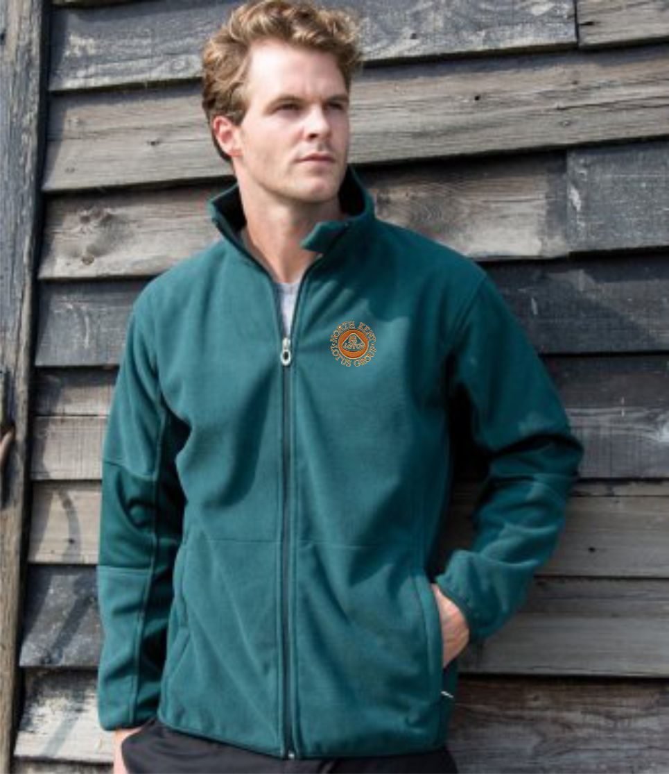 North Kent Lotus Club Softshell Jacket