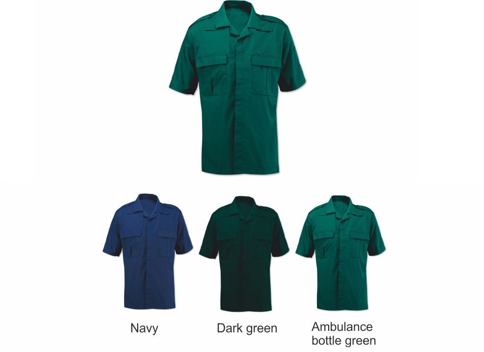 HP100 Men's Ambulance Shirt