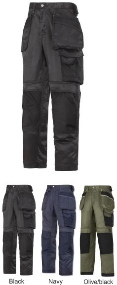 NM239 Snickers 3212 Dura Twill Trousers with Holster Pockets