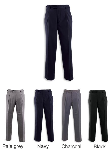 NM4 Icona Men's Single Pleat Trousers