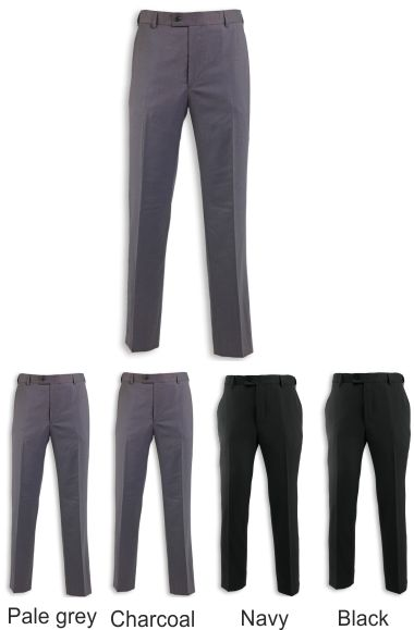 NM5 Icona Flat Front Trousers