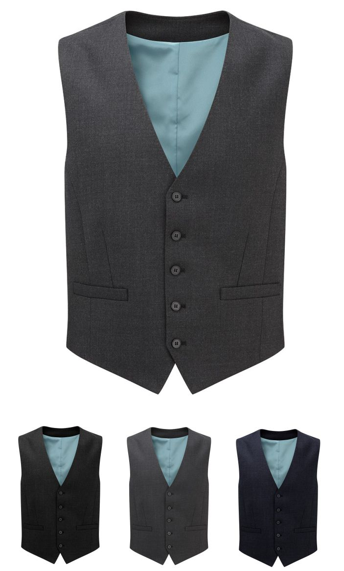 NM602 Assured Men's Waistcoat