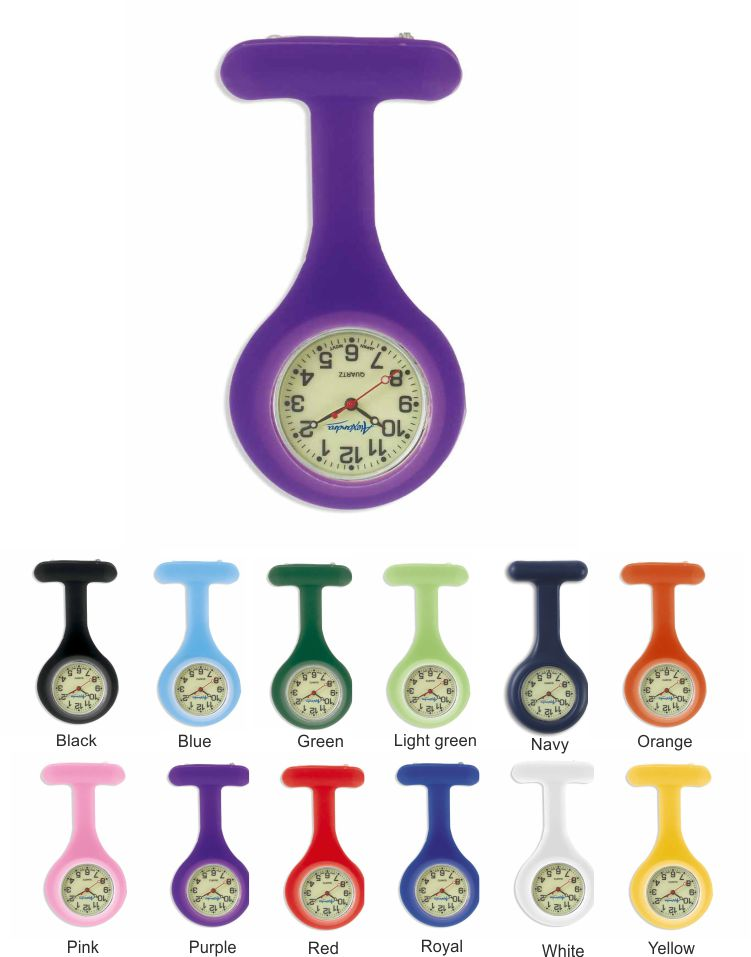 NU320 Coloured Fob Watch