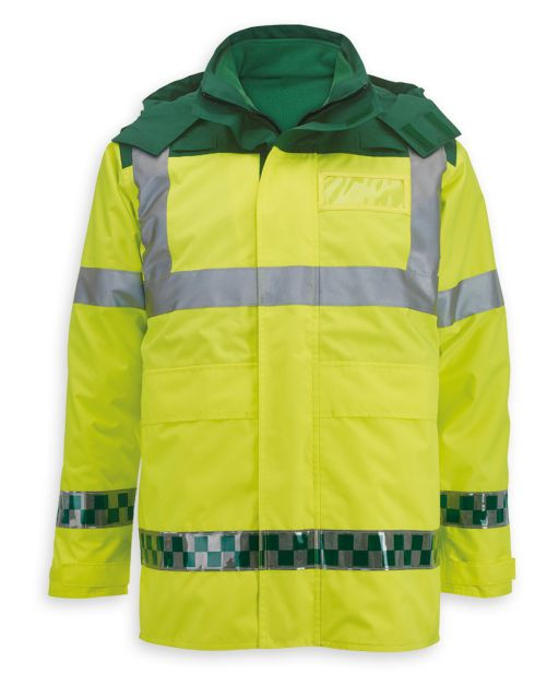 NU99 Ambulance 3 in 1 Jacket