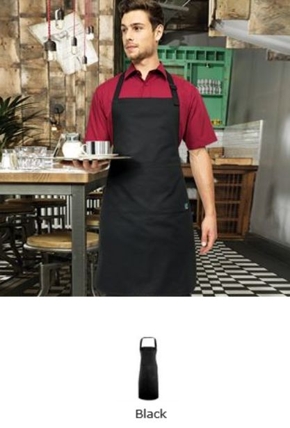 Premier PR112 Workwear Fairtrade Apron