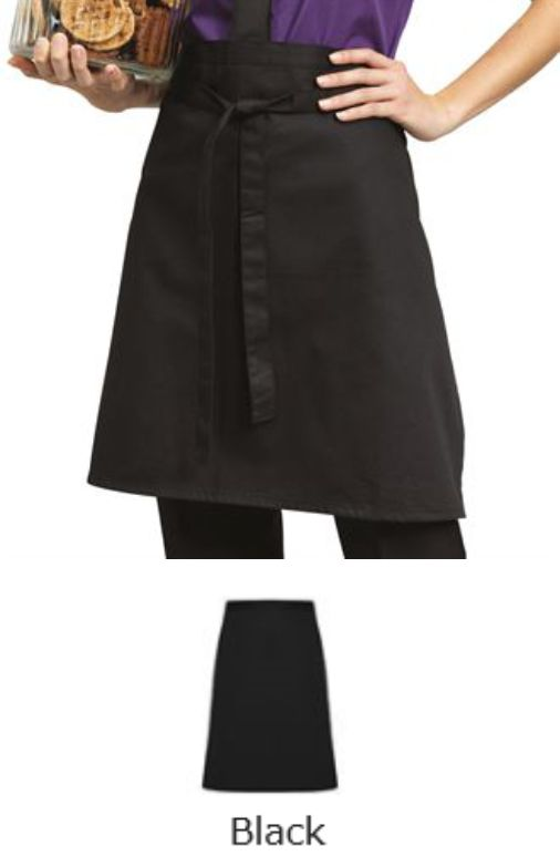 Premier PR114 Fairtrade Mid Length Apron