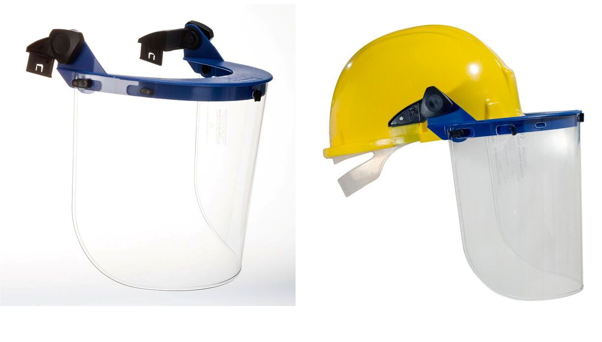 PS90 Arc Flash Visor Class 1
