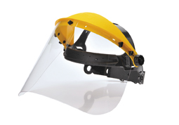 PW91 Browguard with Clear Visor