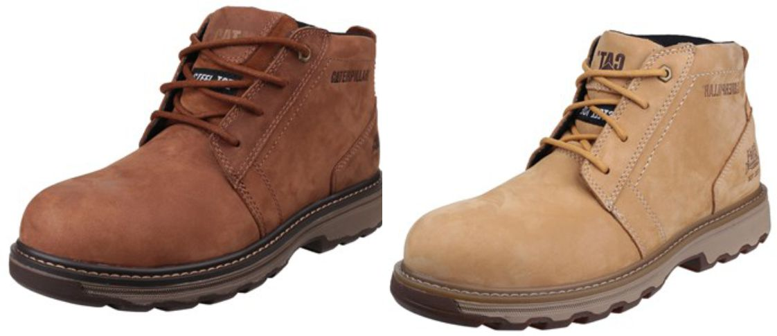 CAT Parker Chukka Boot
